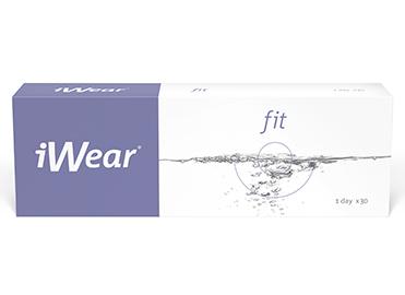 iWear lenses Fit 1day 30pk